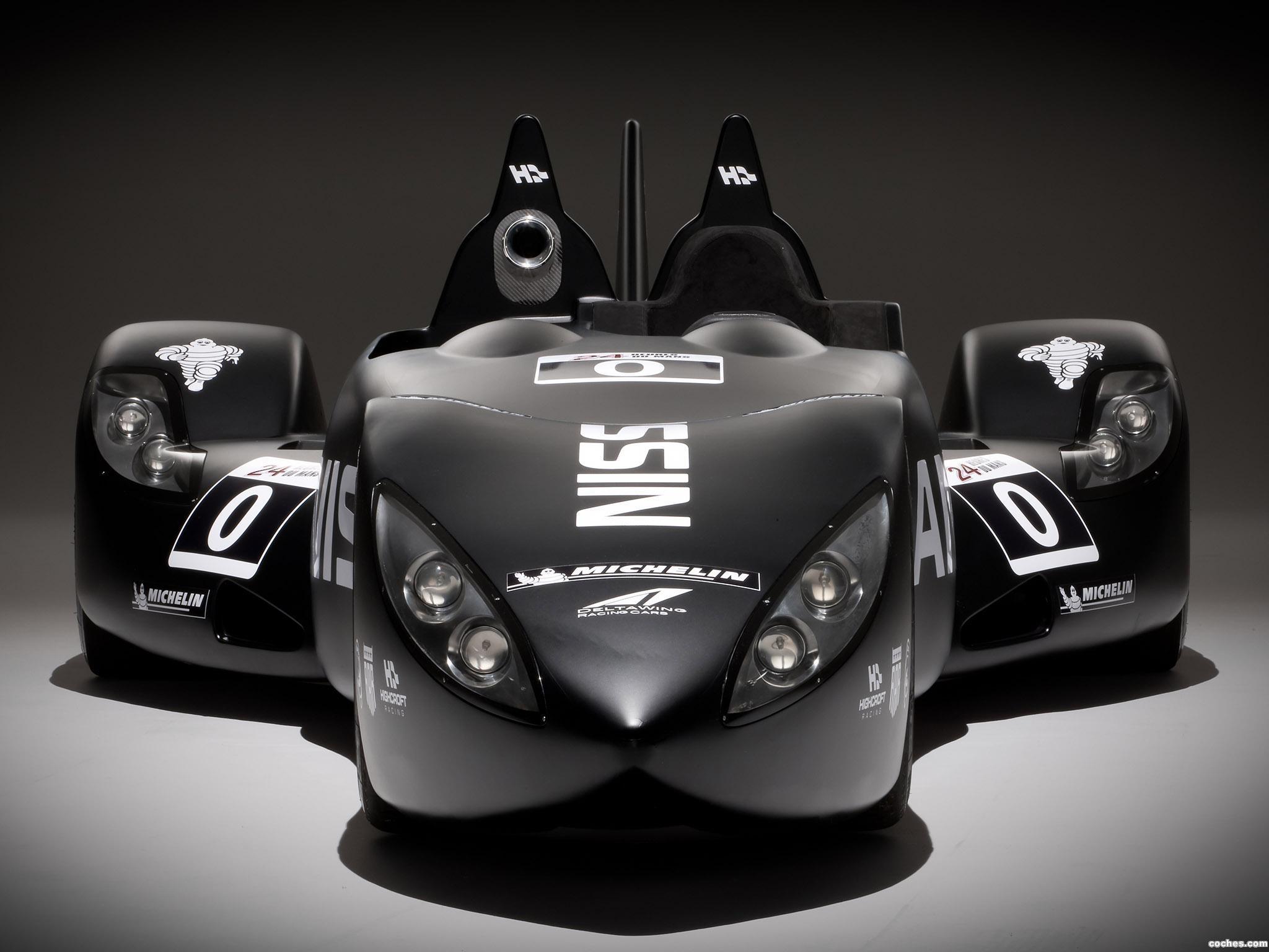 Foto 0 de Nissan Deltawing 2012