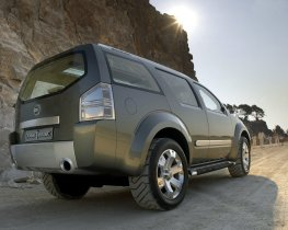 Ver foto 2 de Nissan Dunehawk Concept 2003