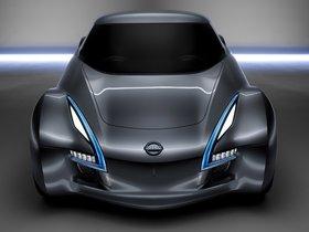 Ver foto 10 de Nissan ESFLOW Concept 2011