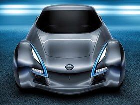 Ver foto 9 de Nissan ESFLOW Concept 2011
