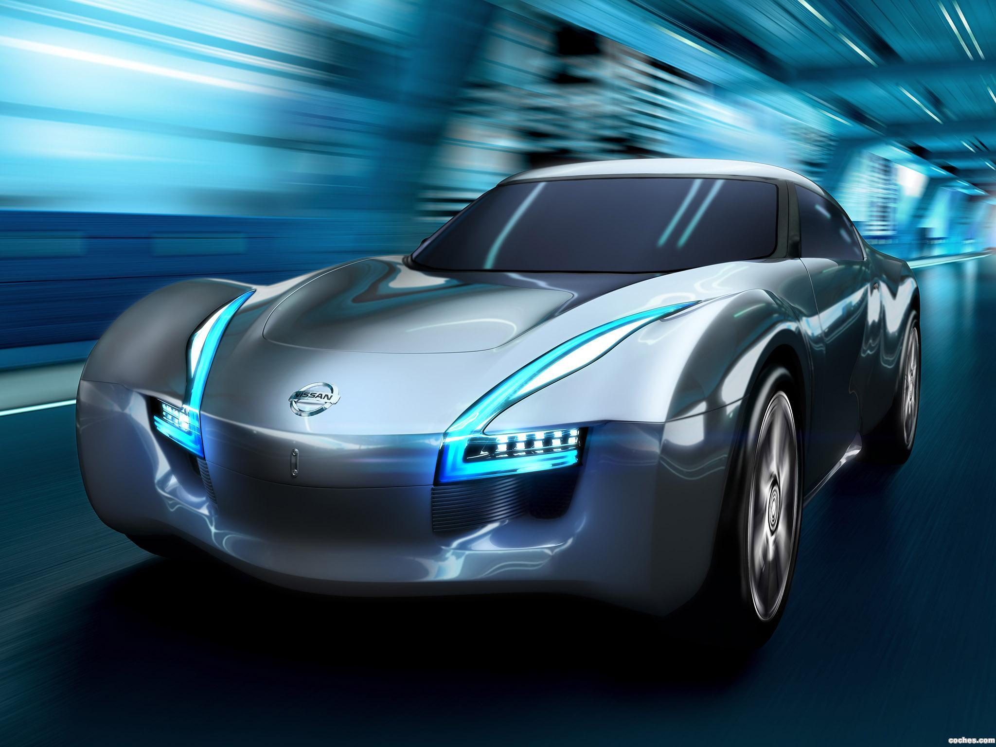 Foto 0 de Nissan ESFLOW Concept 2011