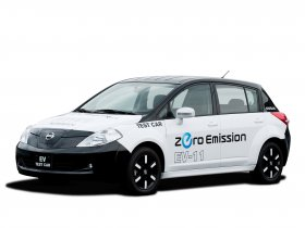 Ver foto 7 de Nissan EV-11 test Car 2009