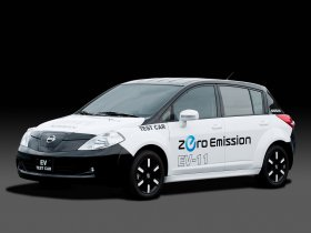 Ver foto 6 de Nissan EV-11 test Car 2009