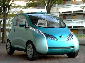 Ver foto 7 de Nissan Effis Concept 2003