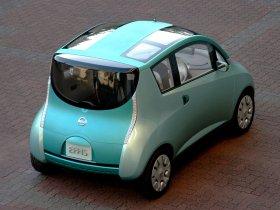 Ver foto 5 de Nissan Effis Concept 2003