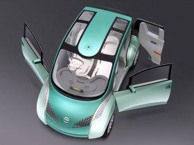 Ver foto 3 de Nissan Effis Concept 2003