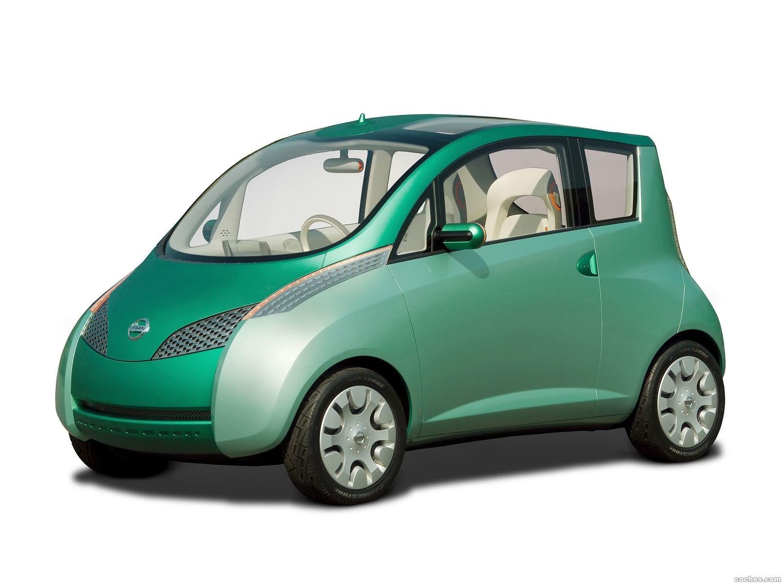Foto 0 de Nissan Effis Concept 2003