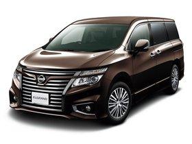Ver foto 1 de Nissan Elgrand E52 2014