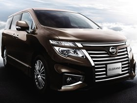 Ver foto 4 de Nissan Elgrand Highway Star E52 2014