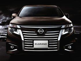 Ver foto 1 de Nissan Elgrand Highway Star E52 2014
