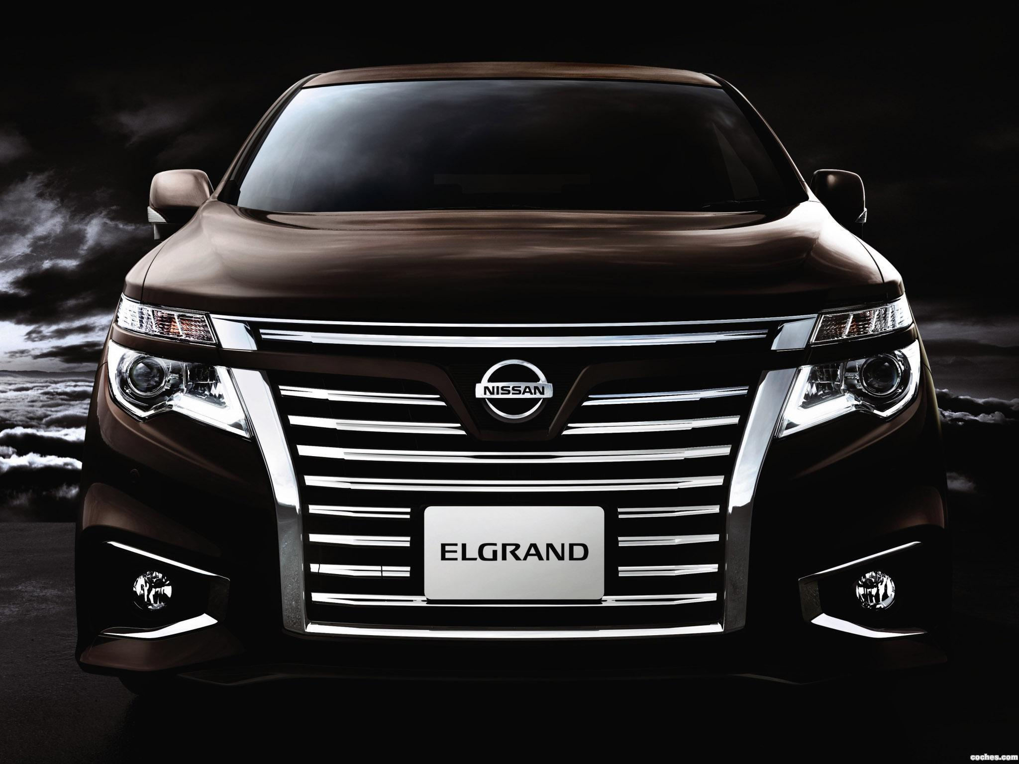 Foto 0 de Nissan Elgrand Highway Star E52 2014