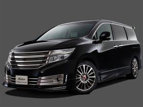 Ver foto 1 de Nissan Elgrand Rider Premium Concept 2011