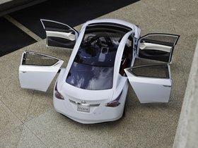 Ver foto 11 de Nissan Ellure Concept 2010