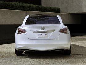 Ver foto 8 de Nissan Ellure Concept 2010