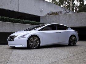 Ver foto 7 de Nissan Ellure Concept 2010