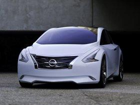 Ver foto 6 de Nissan Ellure Concept 2010