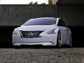 Ver foto 5 de Nissan Ellure Concept 2010