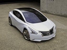 Ver foto 4 de Nissan Ellure Concept 2010
