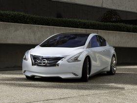 Ver foto 3 de Nissan Ellure Concept 2010