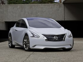 Ver foto 2 de Nissan Ellure Concept 2010