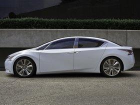 Ver foto 13 de Nissan Ellure Concept 2010