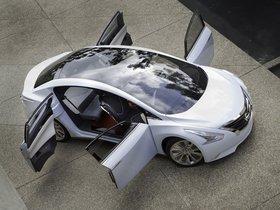 Ver foto 12 de Nissan Ellure Concept 2010