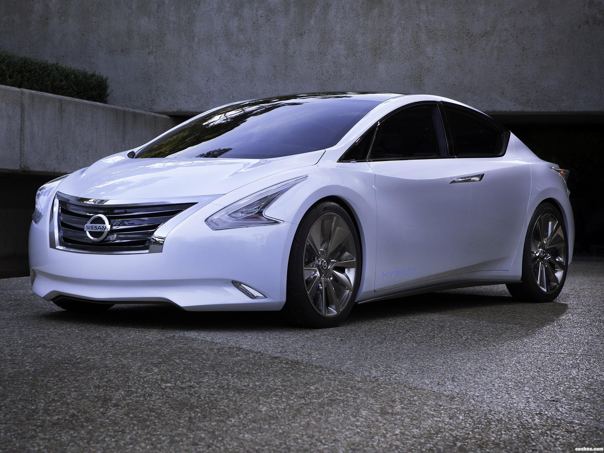 Foto 0 de Nissan Ellure Concept 2010