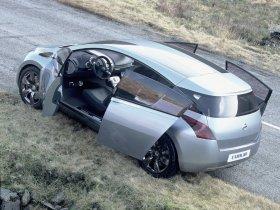 Ver foto 3 de Nissan Evalia Concept 2003