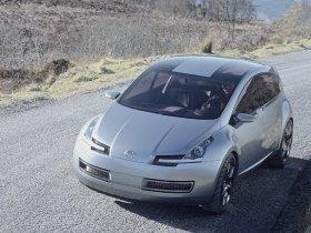 Ver foto 1 de Nissan Evalia Concept 2003