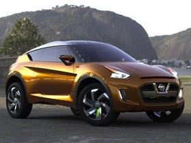 Ver foto 1 de Nissan Extrem Concept 2012