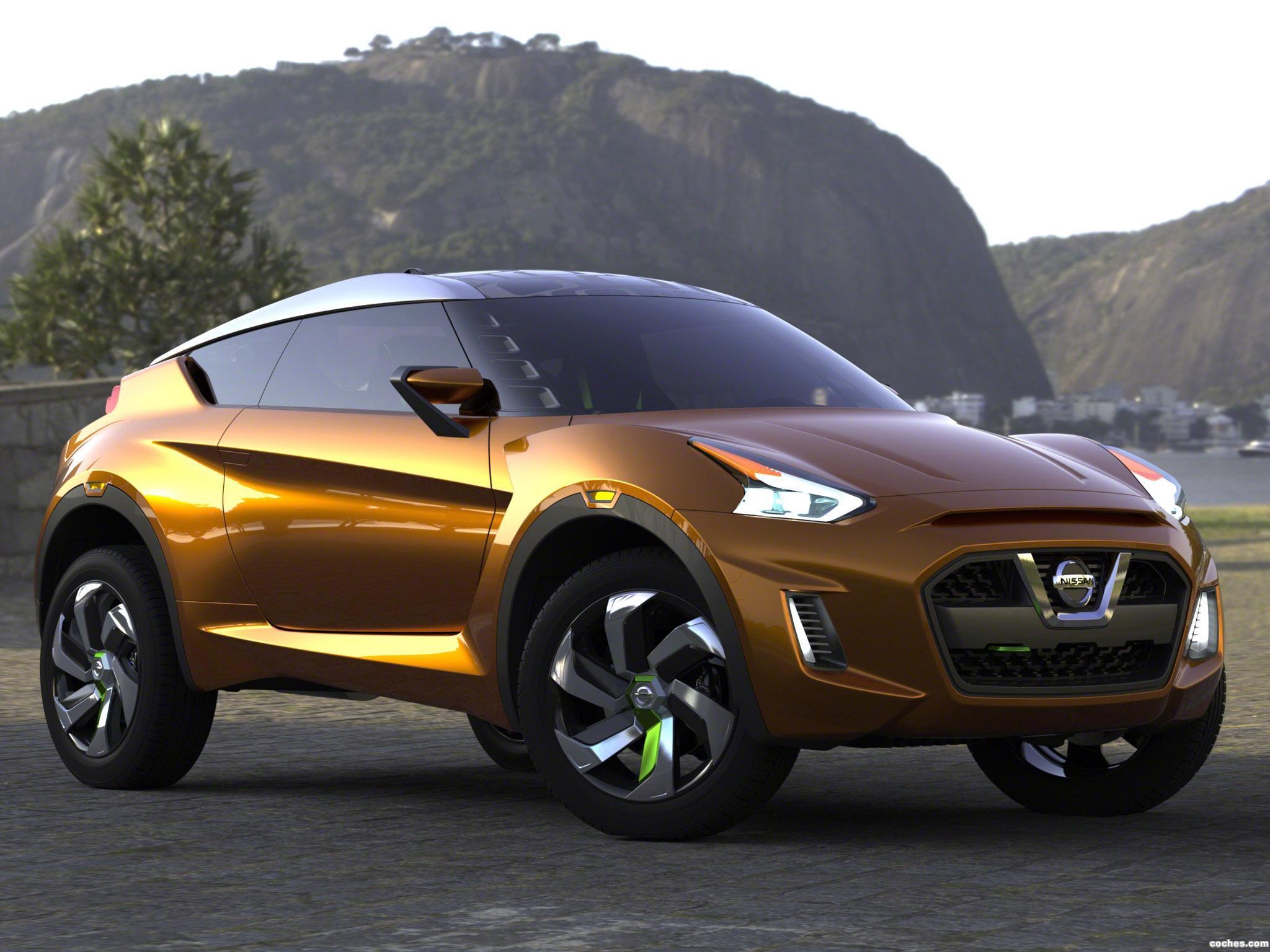 Foto 0 de Nissan Extrem Concept 2012