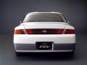Ver foto 2 de Nissan FEV Concept 1991