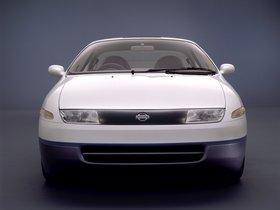Ver foto 1 de Nissan FEV Concept 1991