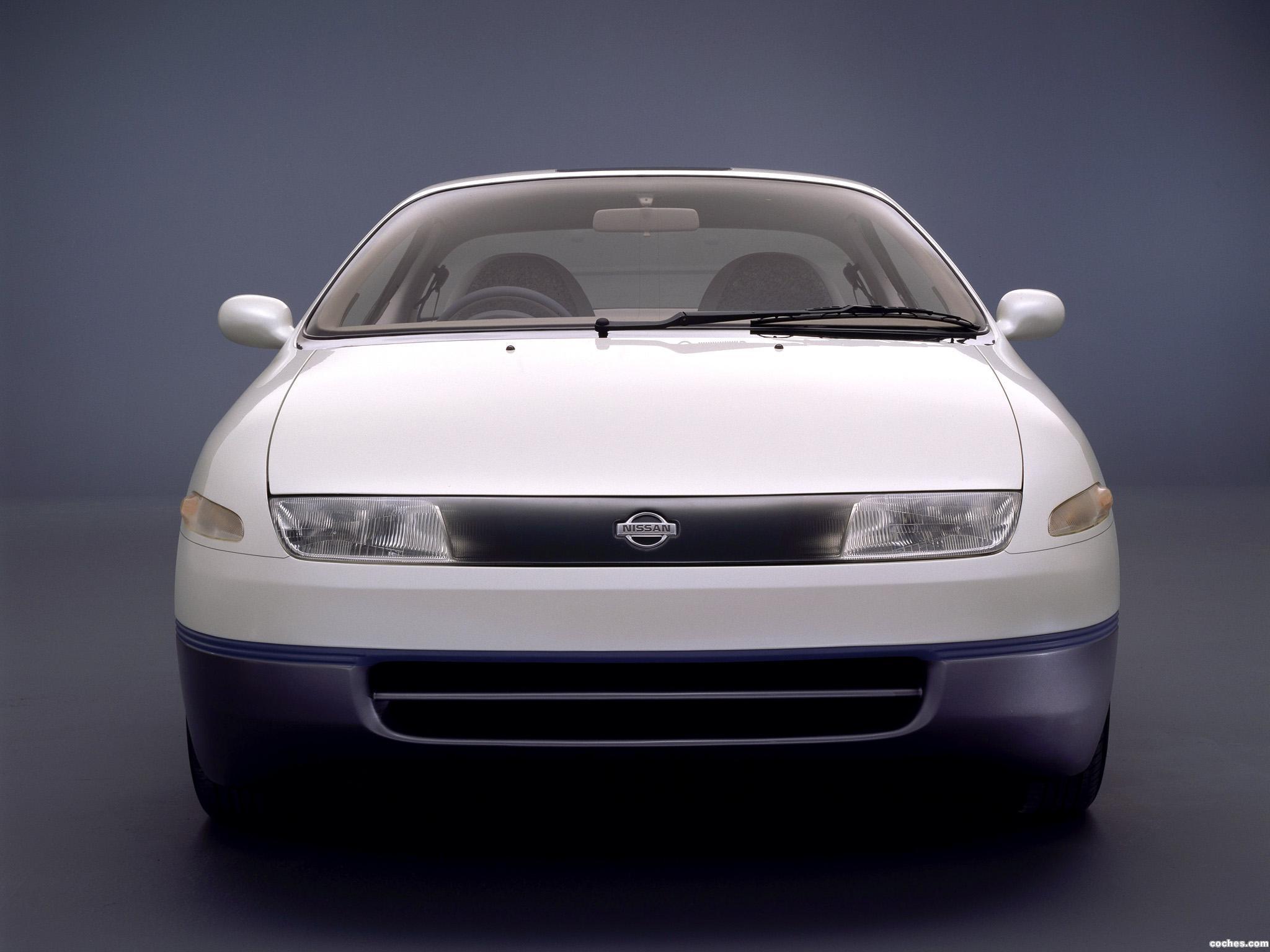 Foto 0 de Nissan FEV Concept 1991