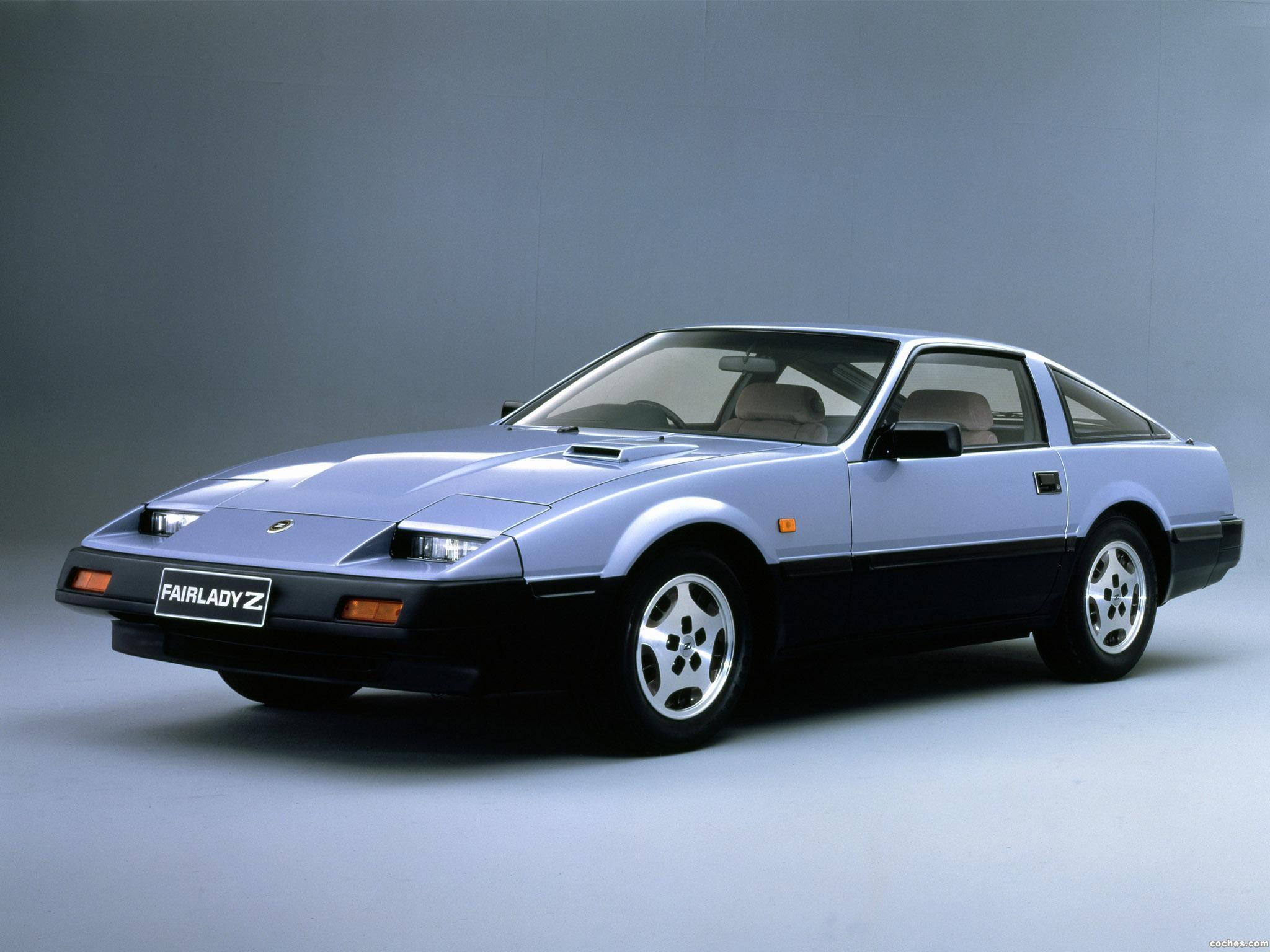 Foto 0 de Nissan Fairlady z Z31 1983