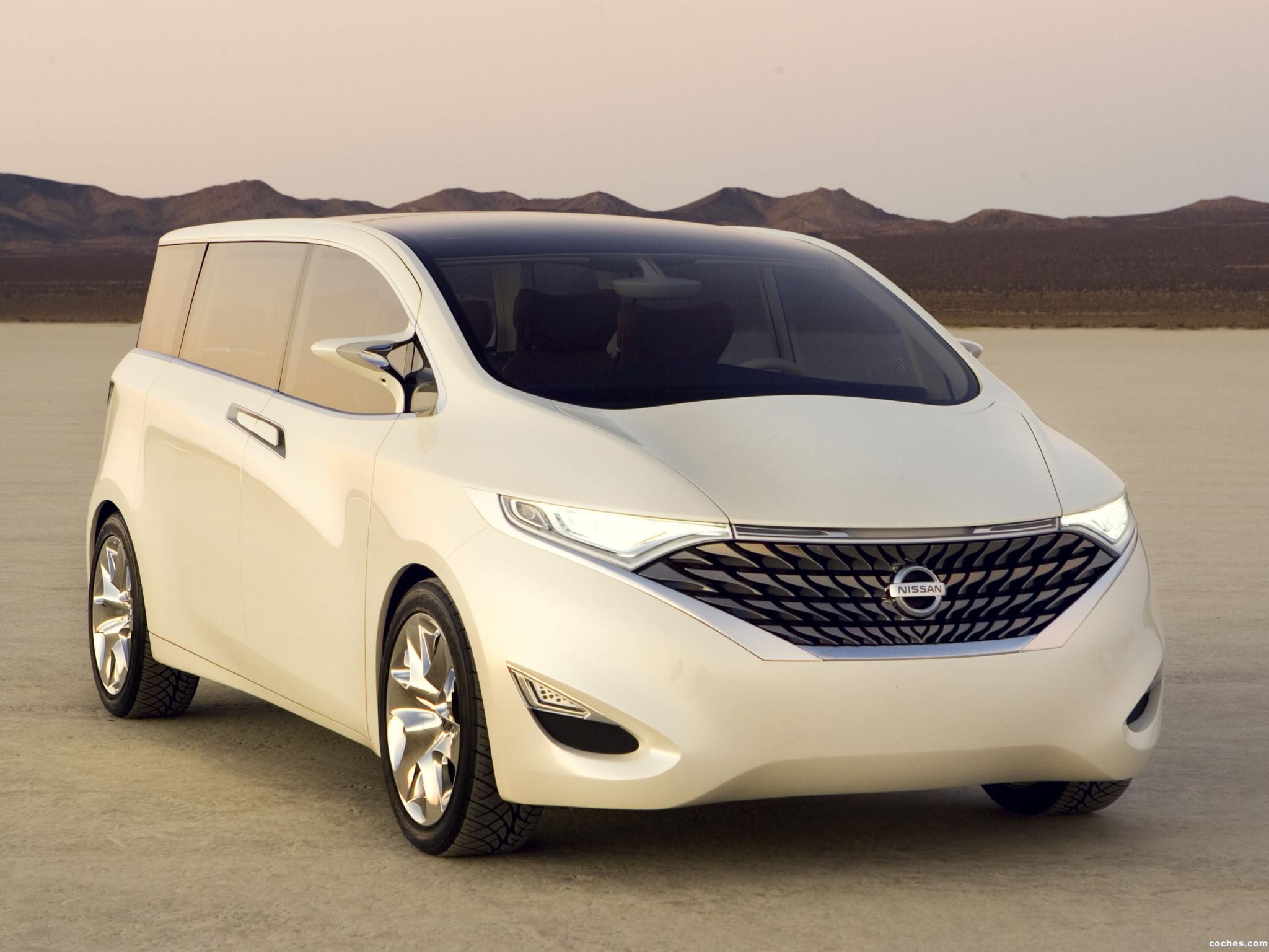 Foto 0 de Nissan Forum Concept 2007
