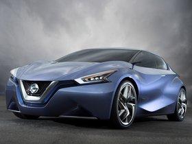 Ver foto 2 de Nissan Friend-ME Concept 2013