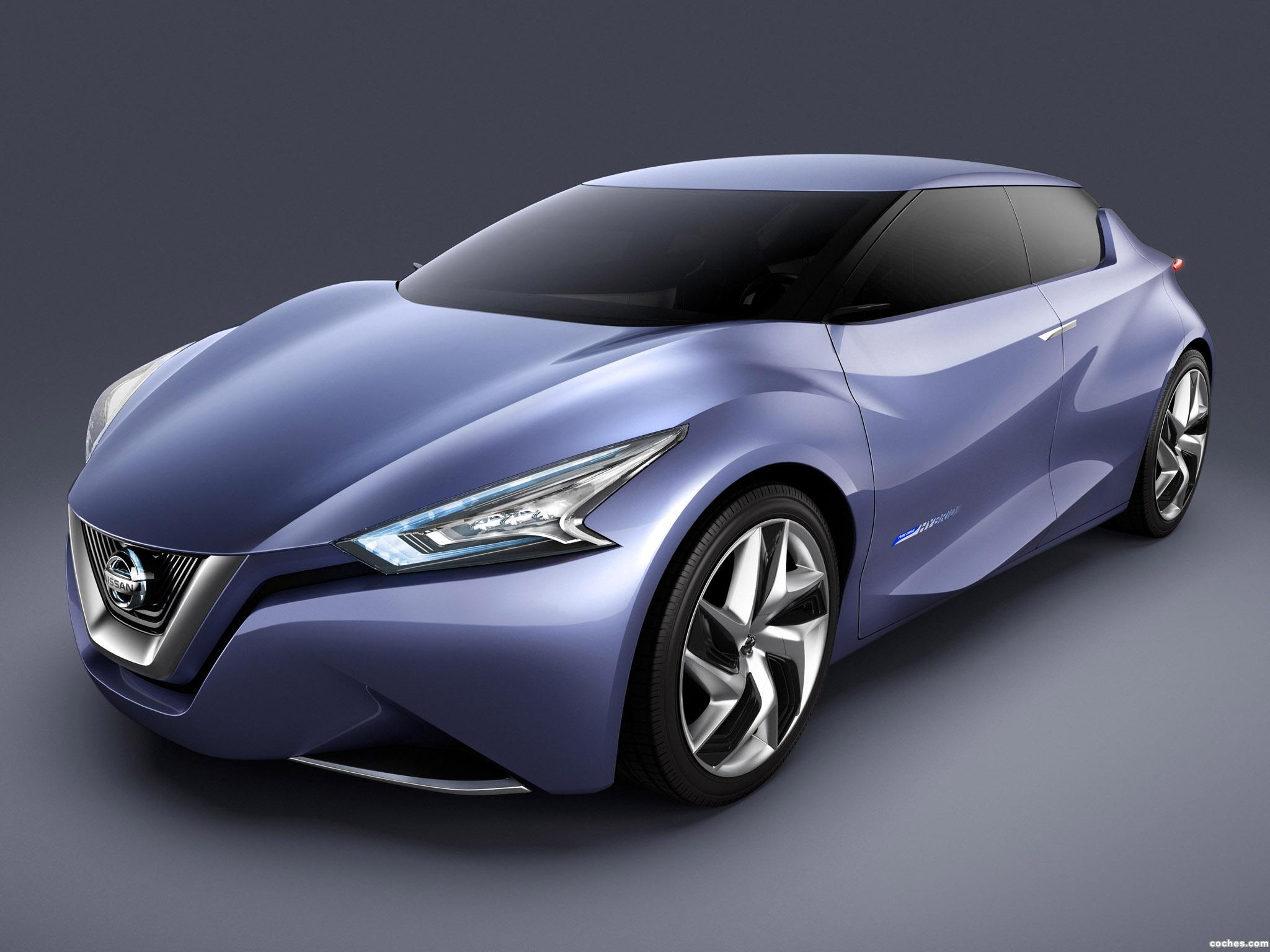 Foto 17 de Nissan Friend-ME Concept 2013