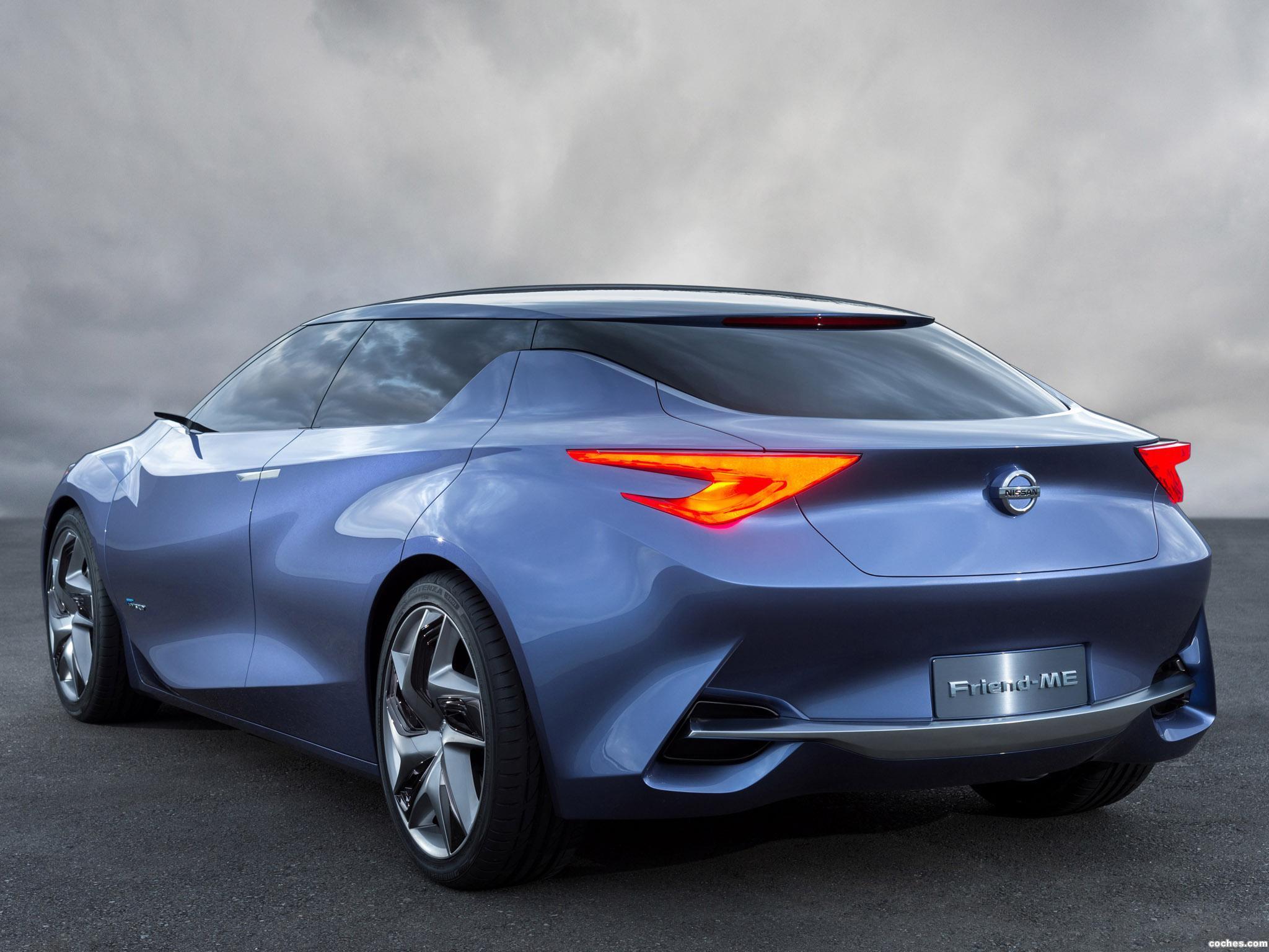 Foto 16 de Nissan Friend-ME Concept 2013