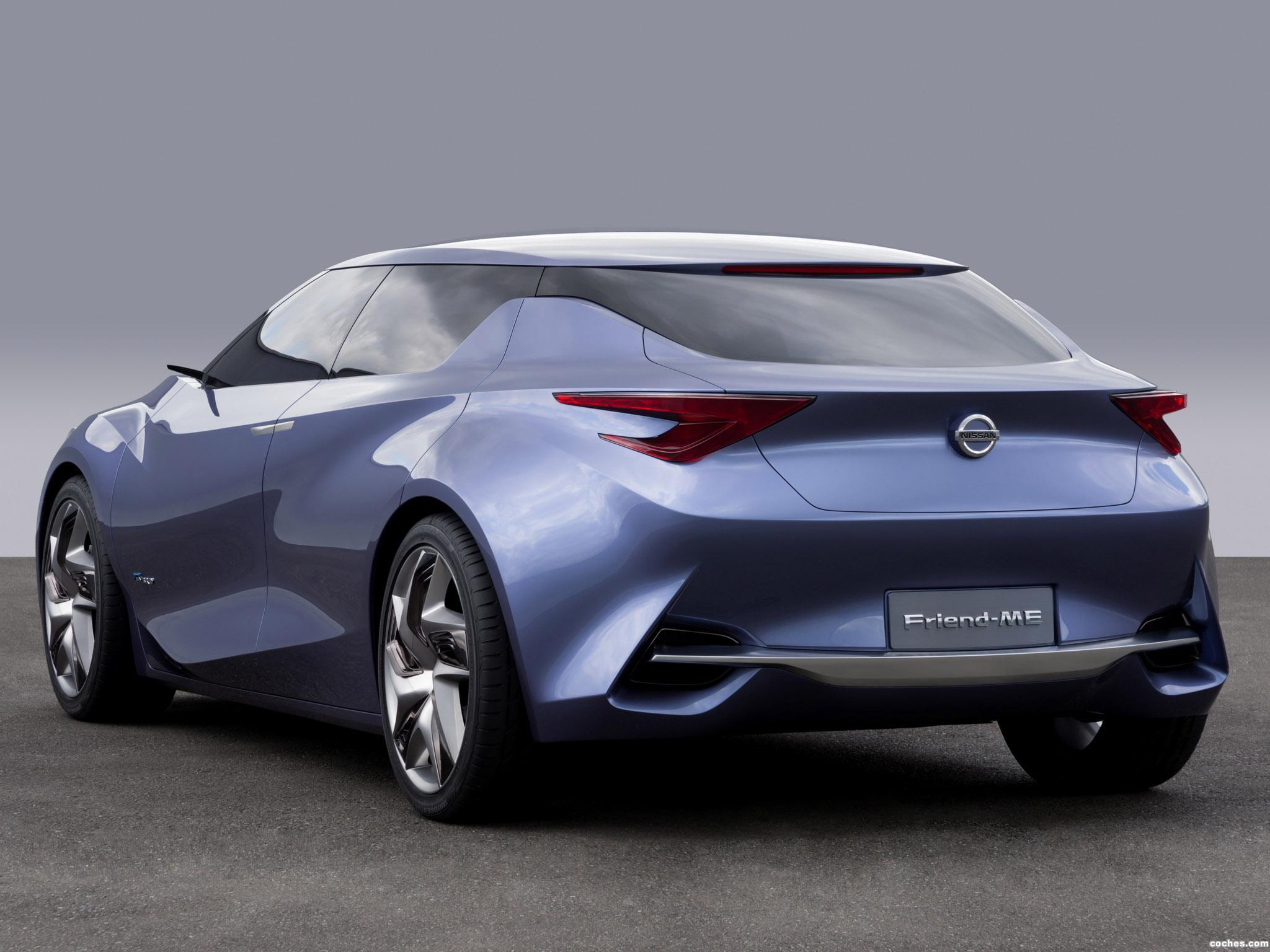 Foto 13 de Nissan Friend-ME Concept 2013