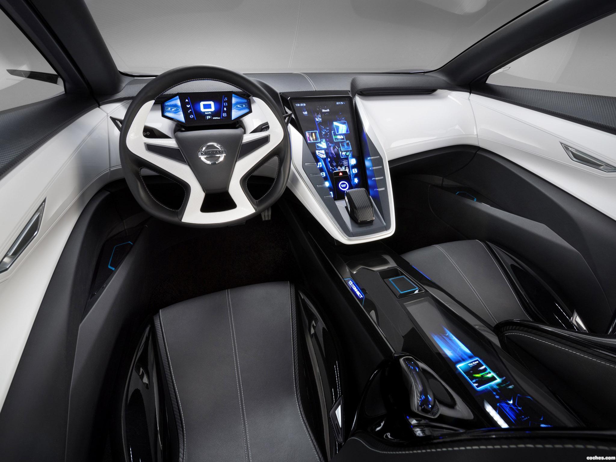 Foto 27 de Nissan Friend-ME Concept 2013