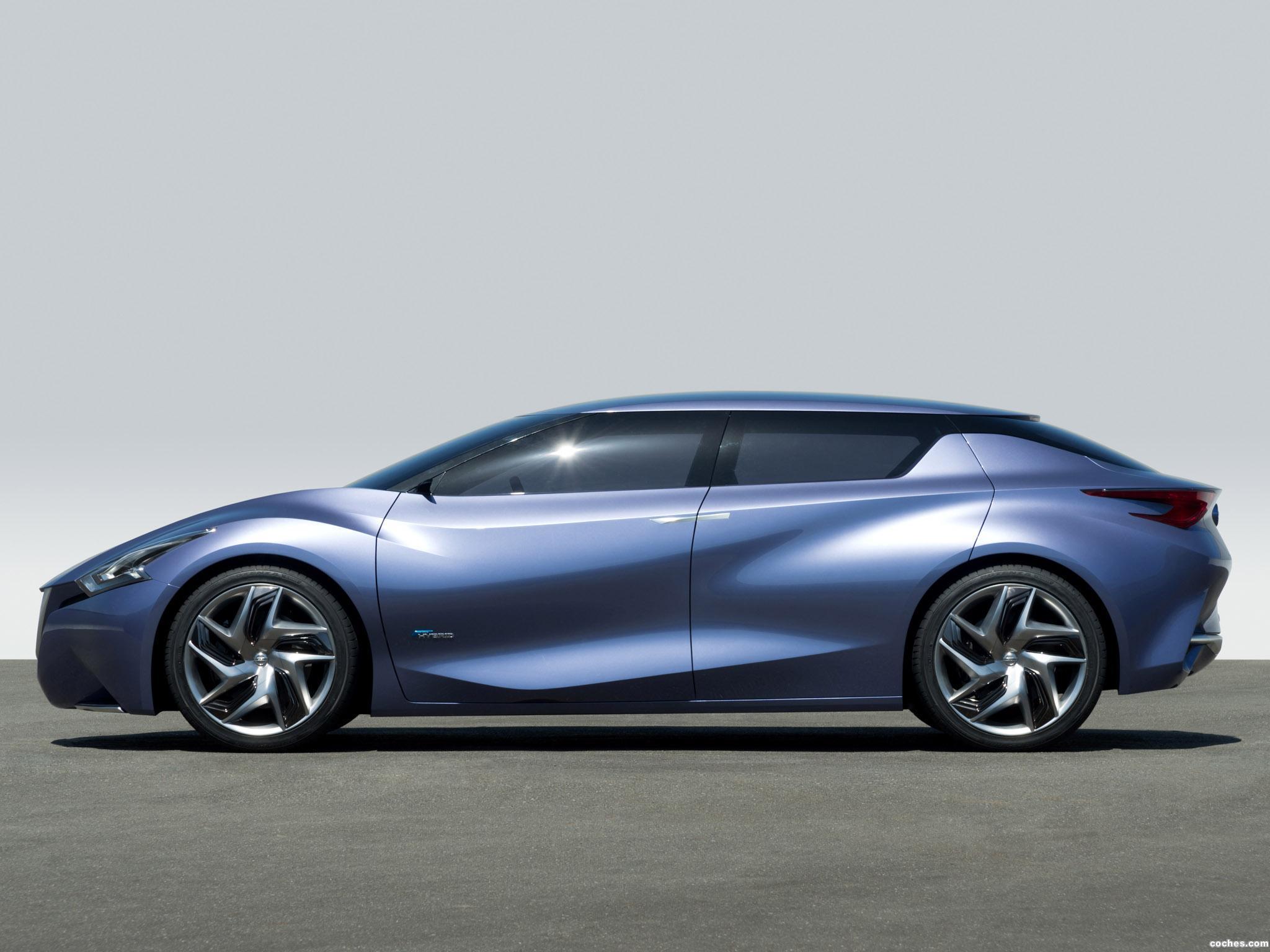 Foto 9 de Nissan Friend-ME Concept 2013