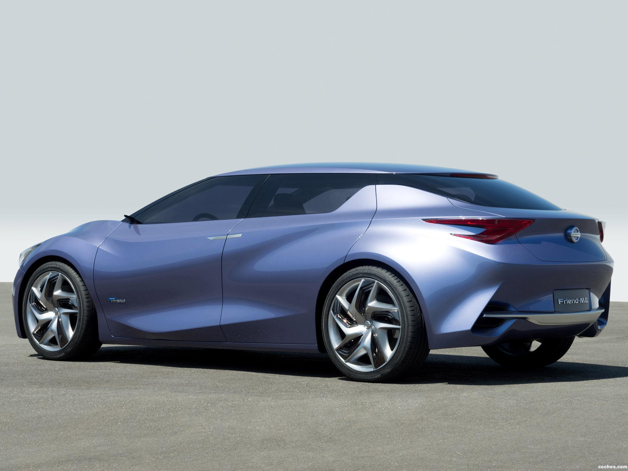 Foto 8 de Nissan Friend-ME Concept 2013