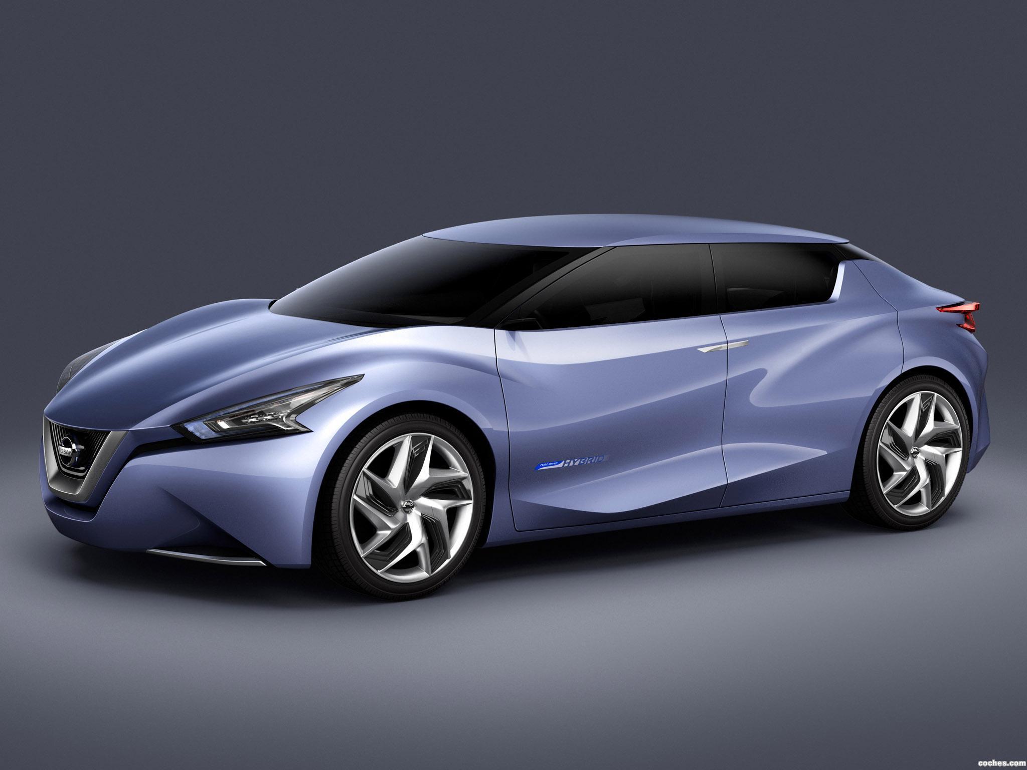 Foto 4 de Nissan Friend-ME Concept 2013