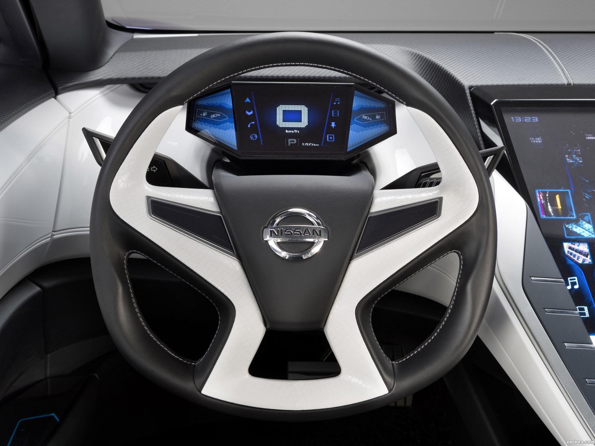 Foto 26 de Nissan Friend-ME Concept 2013