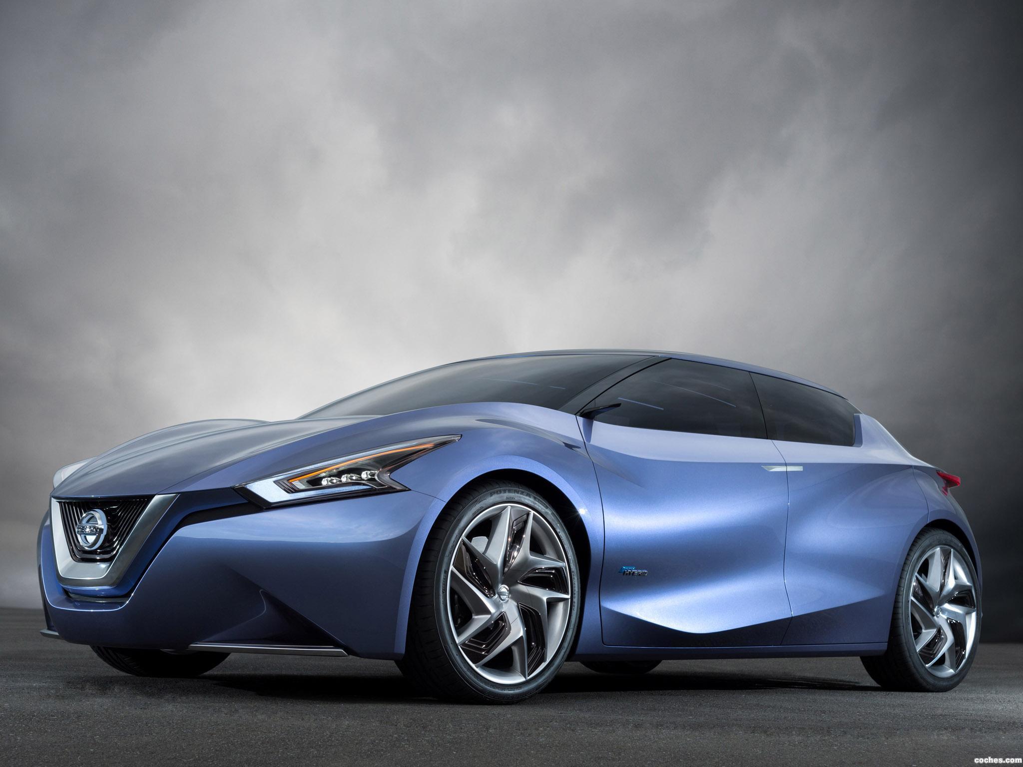 Foto 20 de Nissan Friend-ME Concept 2013