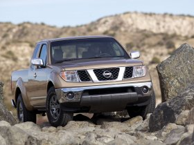 Ver foto 8 de Nissan Frontier 2005