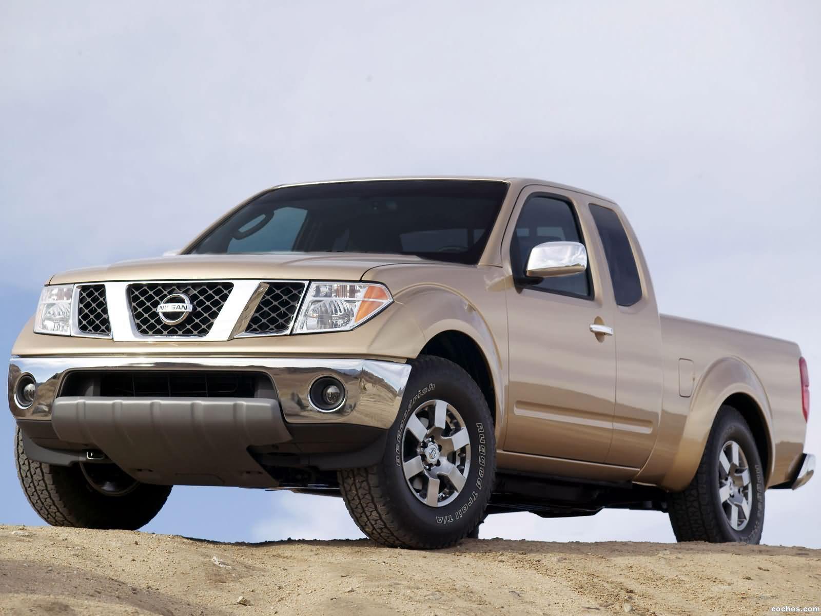 Foto 0 de Nissan Frontier 2005