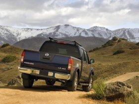 Ver foto 2 de Nissan Frontier Crew Cab 2008