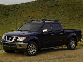Fotos de Nissan Frontier Crew Cab 2008